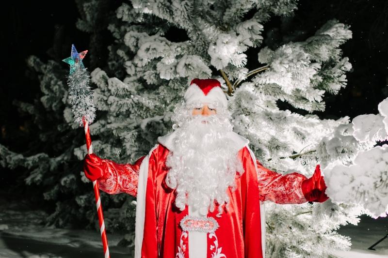 заказ Деда Мороза и Снегурочки Новомосковск