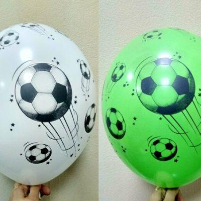 №(043) Футбольный мяч 14д 65 руб